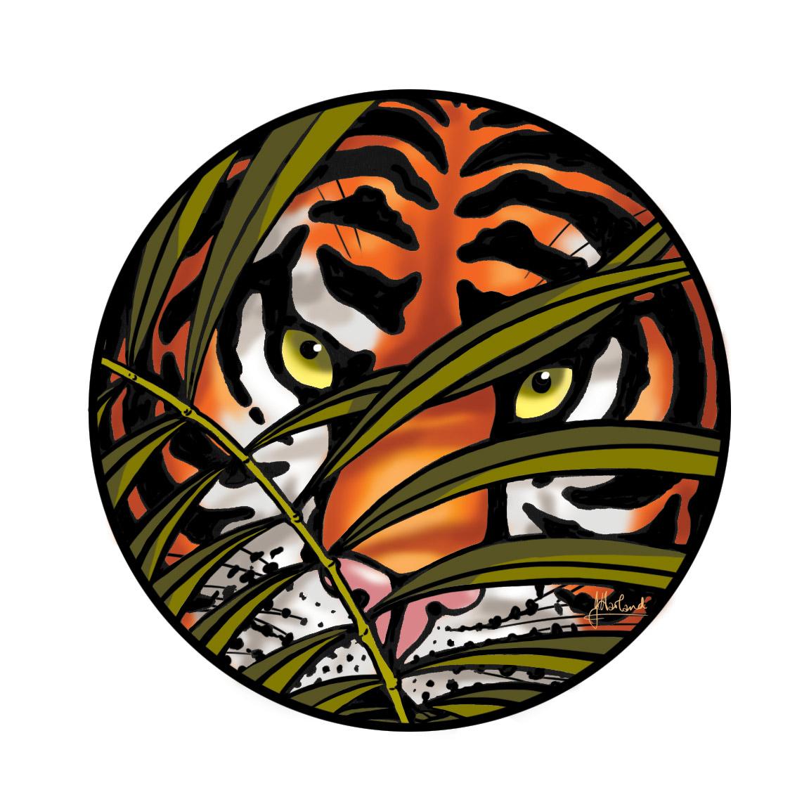 Hidden Tiger